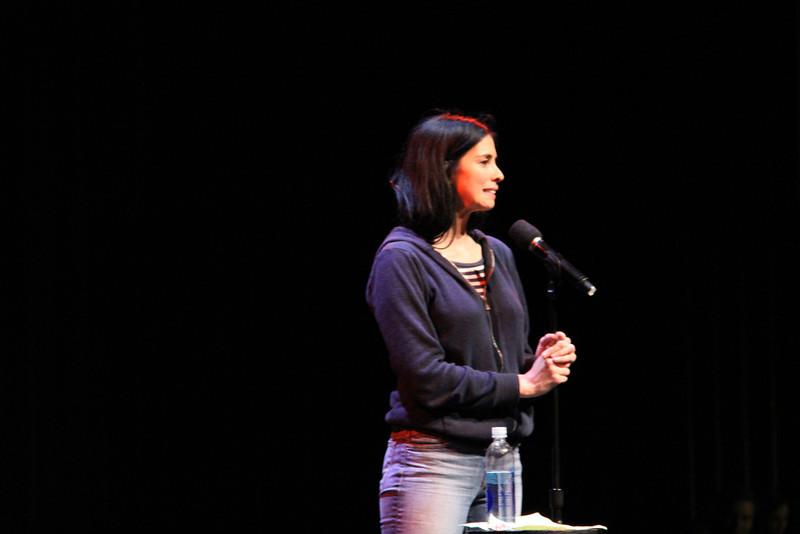2013 OUAB Presents Sarah Silverman