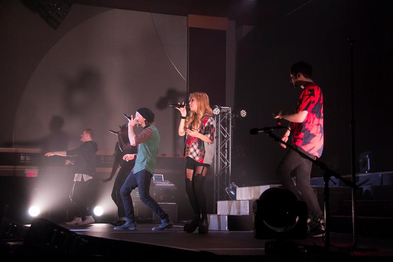 2014 Pentatonix Concert