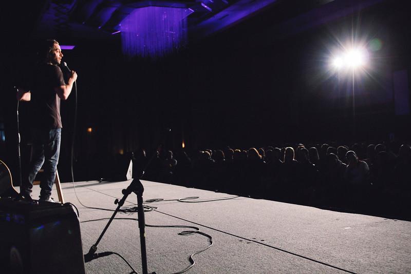 2015 OUAB Presents Chris D'elia & Jeff Ross