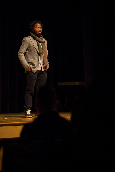 2014 OUAB Presents An Evening with Ismael Beah