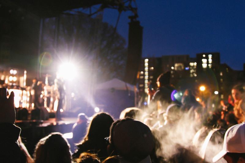 2015 OUAB Big Spring Concert