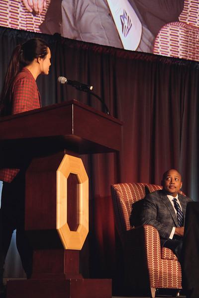 2015 OUAB Presents Daymond John