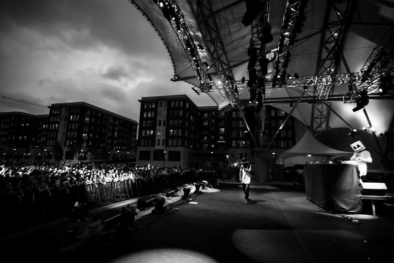 2016 OUAB Big Spring Concert
