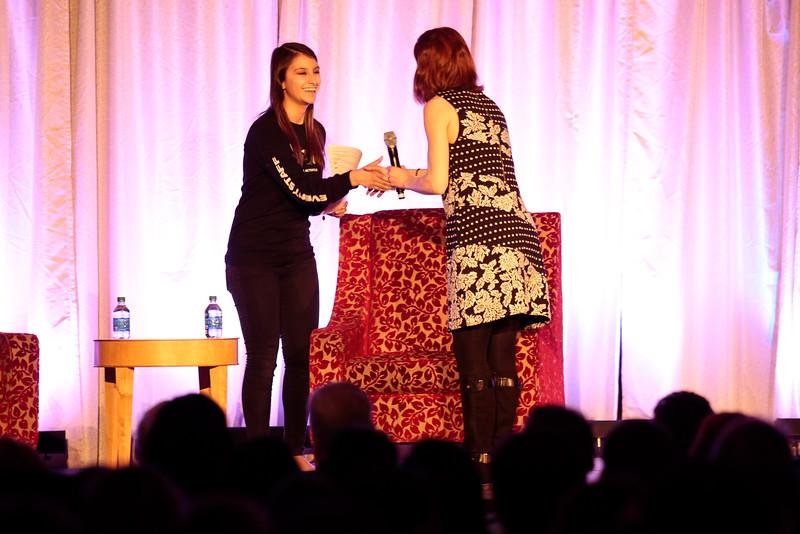 2016 OUAB Presents Ellie Kemper