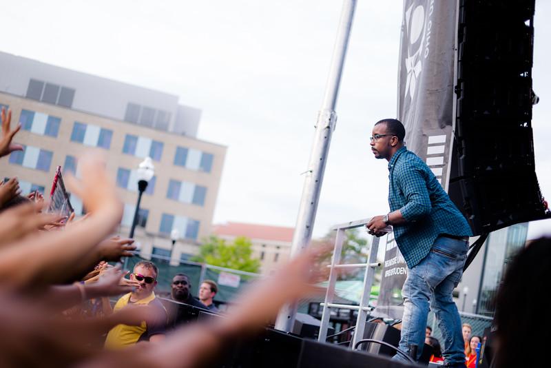 OUAB Fall Concert - Big Sean
