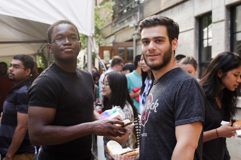 2015 OUAB Graduate Student Picnic