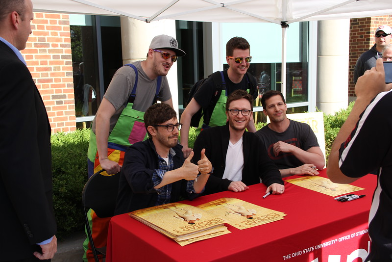 2016 OUAB Presents Popstar featuring The Lonely Island