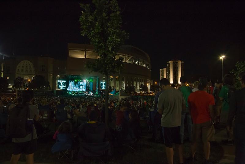 2016 Brad Paisley Concert