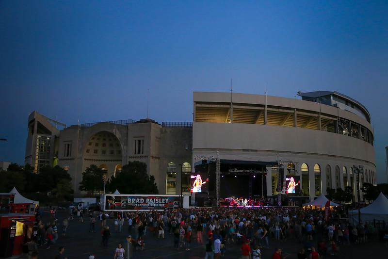 Brad Paisley Concert