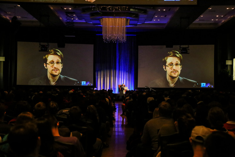 OUABreaking The Silence with Edward Snowden