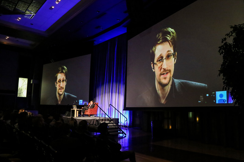 2016 OUABreaking The Silence with Edward Snowden