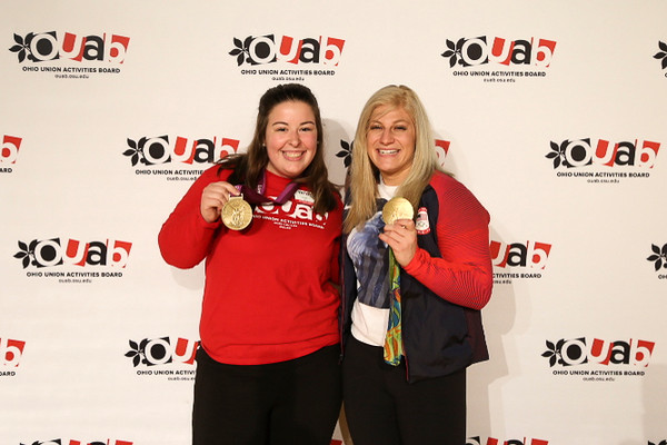 OUABringing Home The Gold with Kayla Harrison
