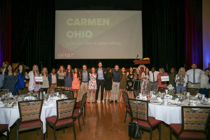 Ohio Union Activities Board Banquet