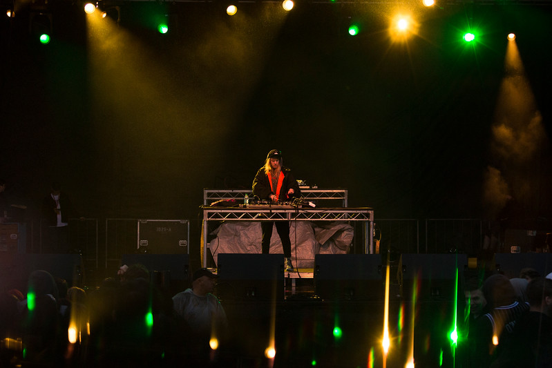 2017 OUAB Big Spring Concert