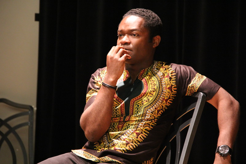 2017 OUAB Presents: An Evening with David Oyelowo