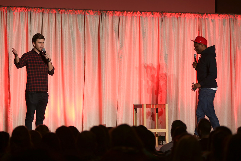 2017 OUAB Presents Colin Jost and Michael Che