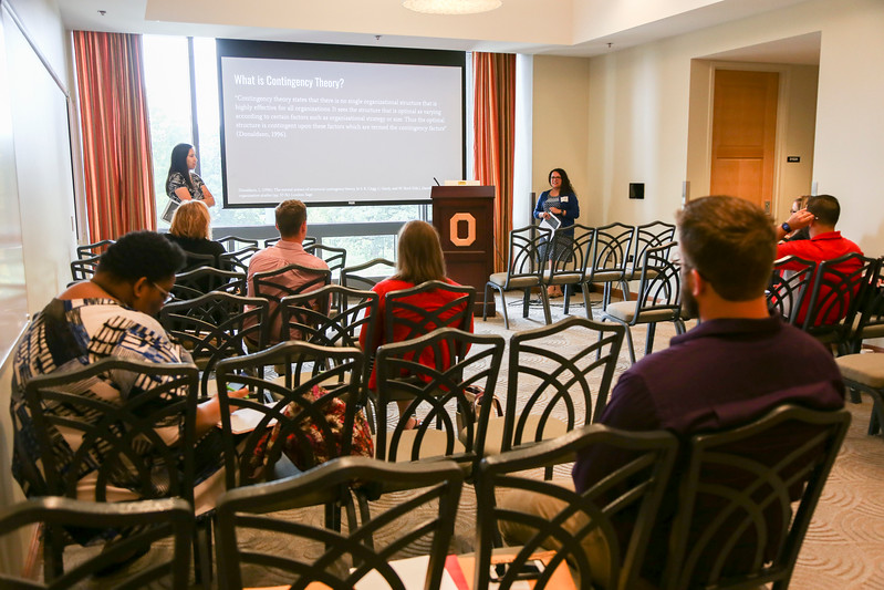 2017 OUAB Grad/Prof Conference