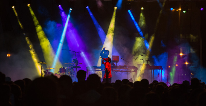 2018 OUAB Big Spring Concert