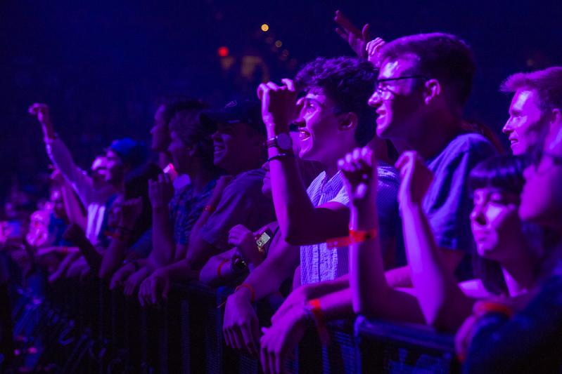 2017 OUAB Welcome Week Concert