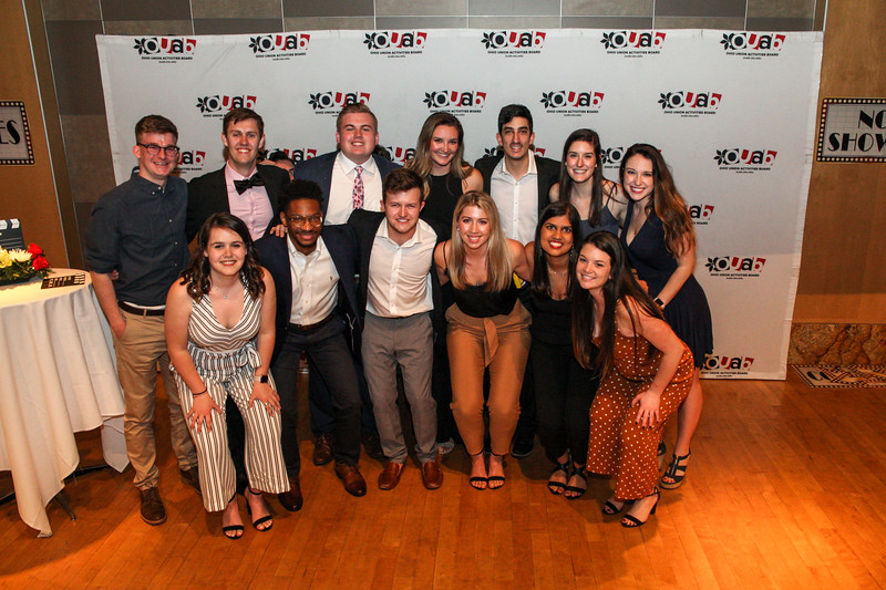 2019 OUAB End of Year Banquet