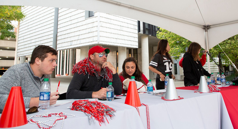 Homecoming Parade October 4, 2019 (Jim Bowling - The Ohio State University Office of Student Life)