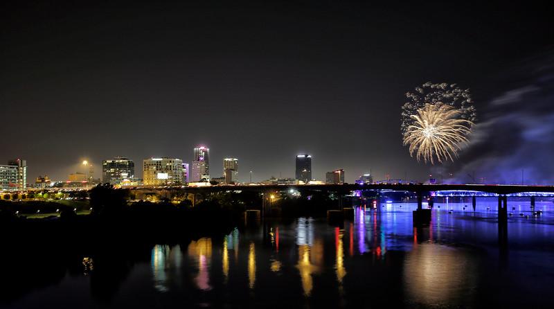 2016 Pops on the River - 4th of July Celebration - Little Rock, AR