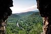 Window Rock - Albert Pike - Langley, Arkansas