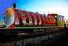 KCS Holiday Christmas Train - Mena, Arkansas