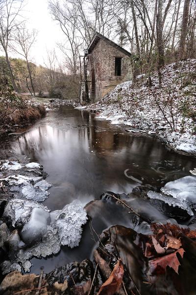 Historical Fordyce Ricks Estate - Hot Springs,  Arkansas - Winter 2018