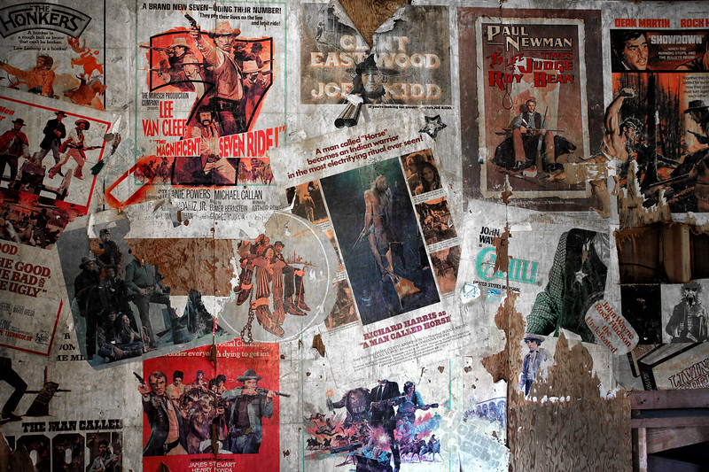 Backstage - RMS Jamboree - Dogpatch U.S.A.