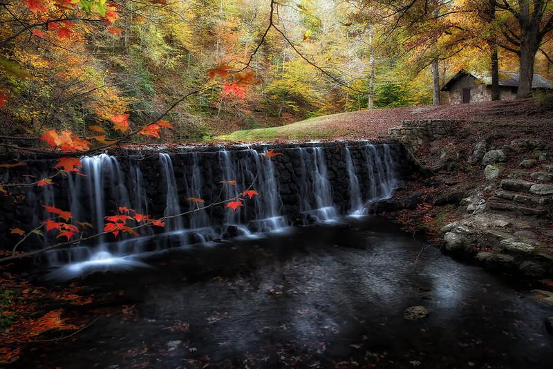 An Autumn Dream - Bard Springs - Ouachitas of Arkansas - Autumn 2014