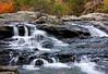 LIttle Missouri Falls - Ouachita National Forest