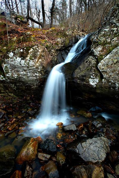 BRIDAL VEIL FALLS<br /> <br /> OUACHITA NATIONAL FOREST