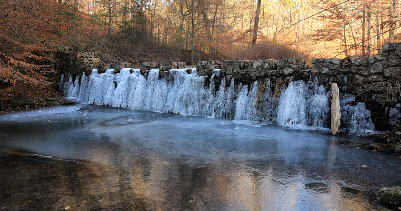 Bard Springs Recreation Area - Arkansas - Winter 2018