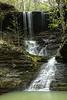 Mitchell Branch Falls - Ouachita National Forest - Danville, Arkansas - Spring 2018
