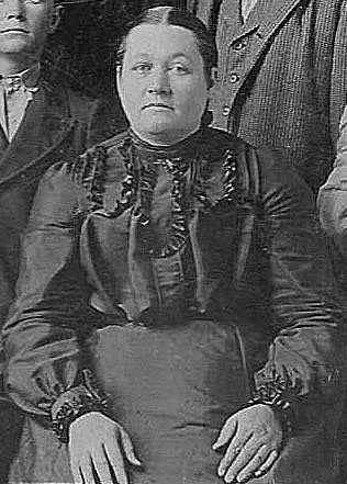 Martha Ann McDaniel married to W A Starnes in 1881 (2)