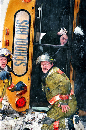 Bus Accident by Aimee K. Wiles Banion