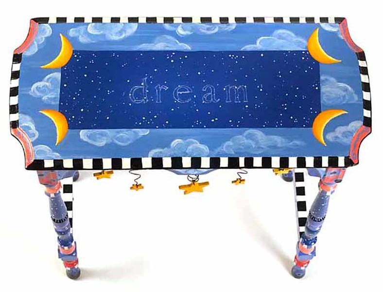 Dream Table by Aimee K. Wiles Banion