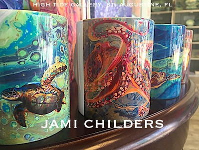 JAMI CHILDERS ~ CERAMIC MUGS