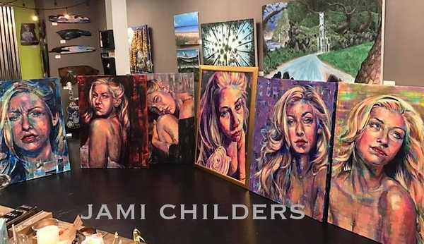 "JAMI CHILDERS ~ ""THE HUMAN CONDITION"" SERIES"