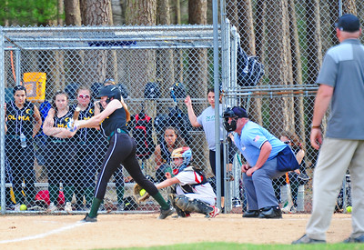 OUR LADY OF MERCY ( 05 ) VS ST. JOESPH ( 13 ) . SOFTBALL== 04/09/19
