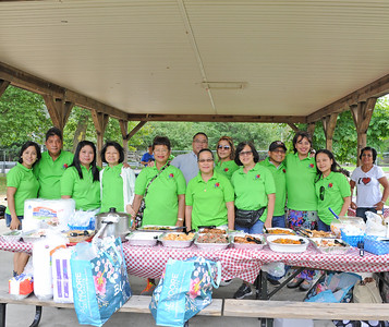 OUR LADY OF PEACE PARISH , FILIPINO MINISTRY  7 TH. ANNUAL PICNIC - 08/19/18