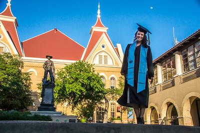 Ashley Texas State Graduation 2015