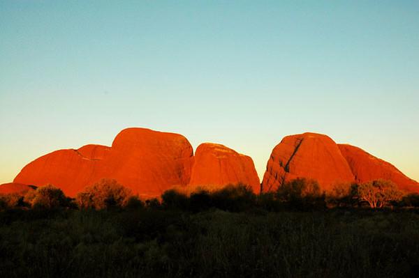 Kata Tjuna<br /> Northern Territory