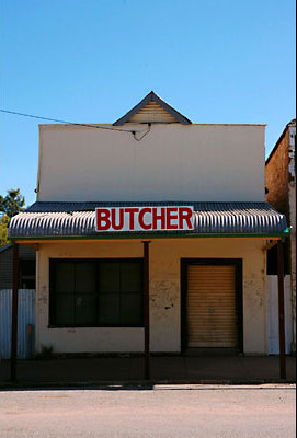Butcher Shop<br /> Wilcannia, NSW