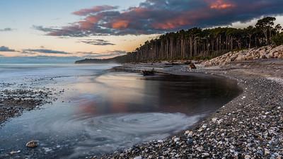 Bruce Bay, New Zealand