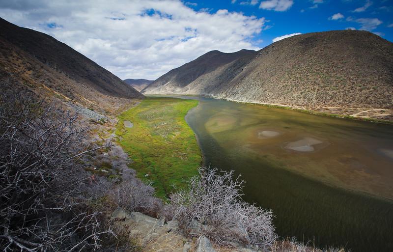 Río Limarí, Región de Coquimbo - Chile