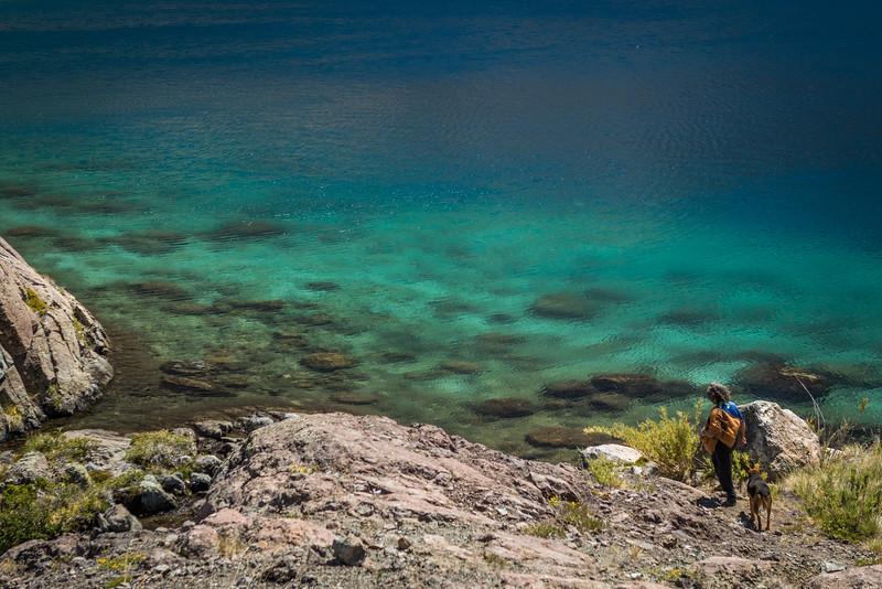 Laguna Cuellar, Región del Maule - Chile