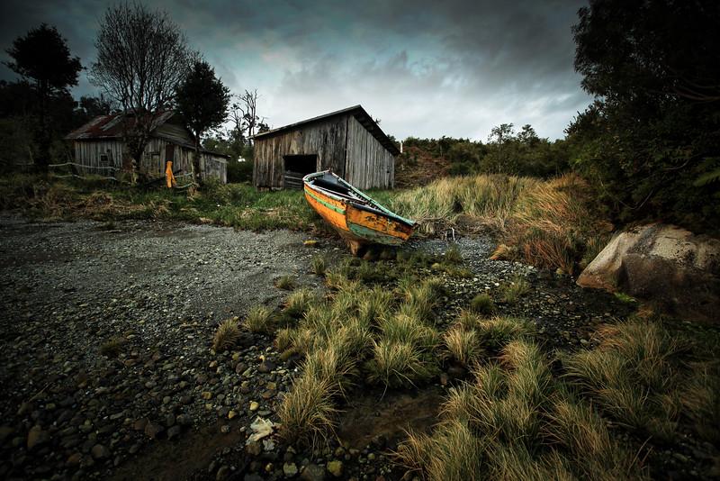 Bahía Sisquelan, Región de Aysén - Chile
