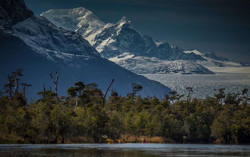 Glaciar San Rafael, Región de Aysén - Chile